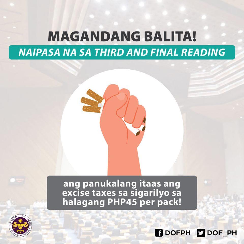 NAIPASA NA ng Senado sa THIRD AND FINAL READING